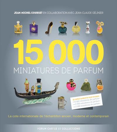 15000 Miniatures de parfum
