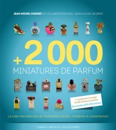 2000 Miniatures de parfum
