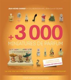 3000 Miniatures de parfum
