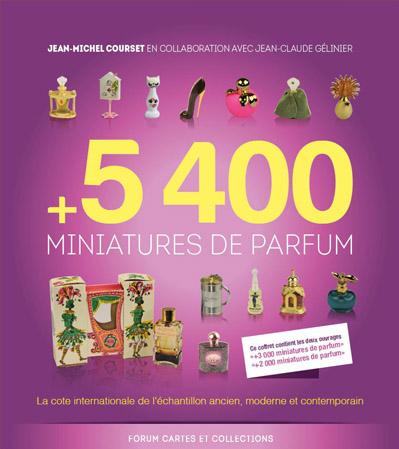 +5400 Miniatures de parfum