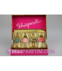 Coffret - 4 parfums de Schiaparelli