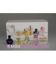 Coffret - Les parfums de Dior