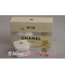 Coffret - Chanel n° 19