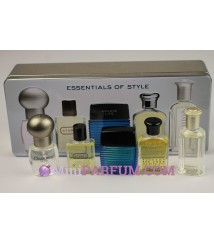 Coffret - Essentials of style