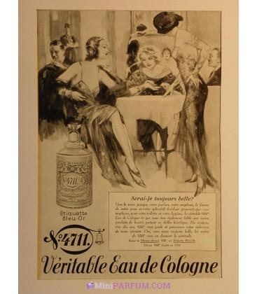 4711 Véritable eau de Cologne *